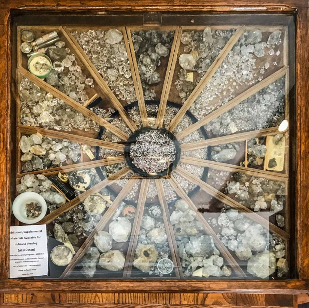 Little Falls Diamonds Collection | Little Falls Historical Society Museum