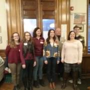 The Little Falls Historical Society recently began a collaborative partnership with SUNY Oneonta's Cooperstown Graduate Program of museum studies for the 2020 spring semester.