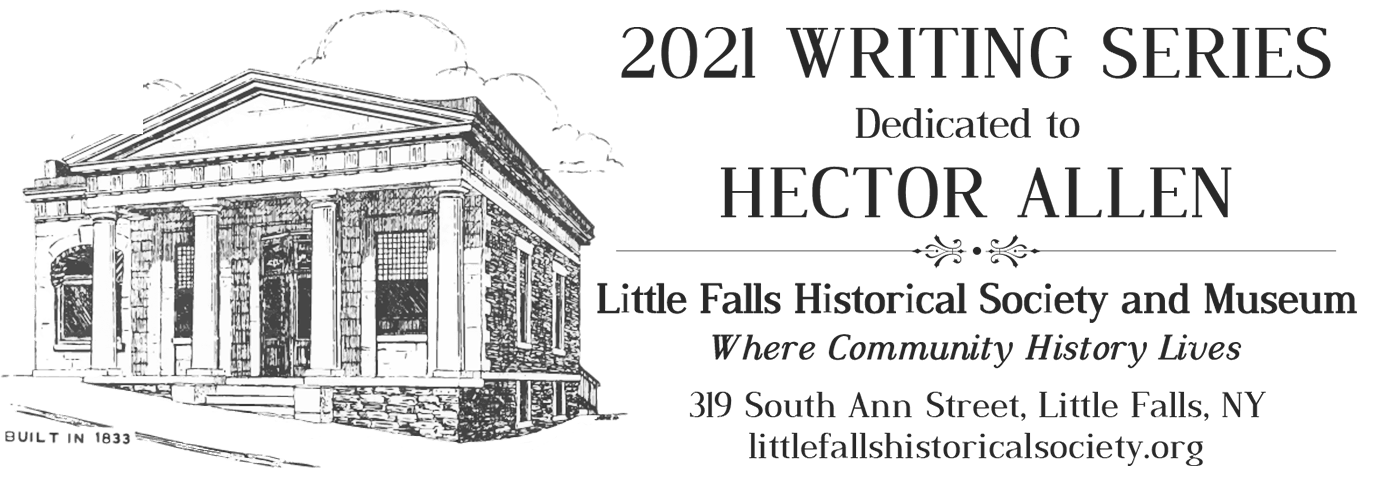 LF Historical Society Writing Series dedication to Hector Allen