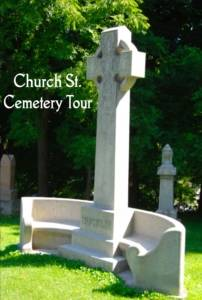 Little Falls Historical Society Museum Cemetery Tour