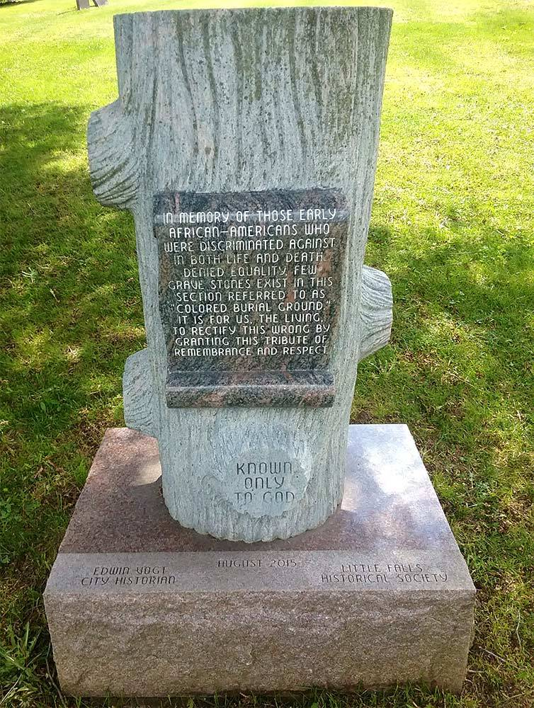 Monument | Little Falls Historical Society Museum