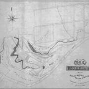 Late 19th century map of Moreland (Park).