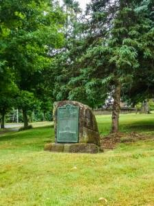 Octagon Church Monument | Little Falls Historical Society Museum_