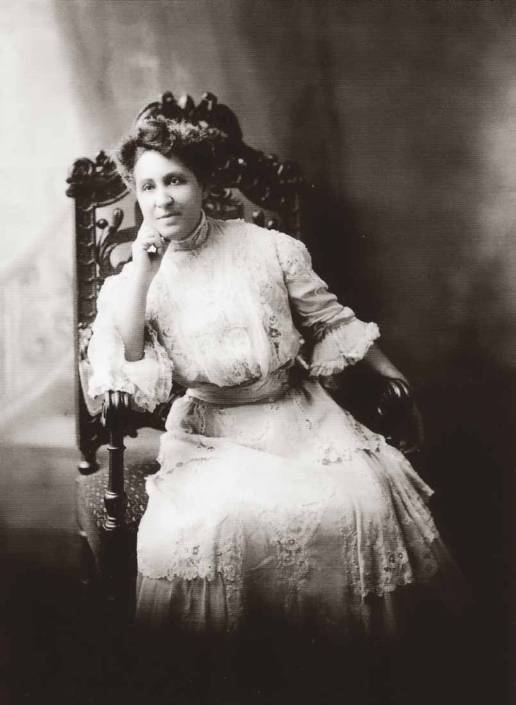 Mary Church Terrell (1863-1954), Library of Congress | Little Falls Historical Society Museum