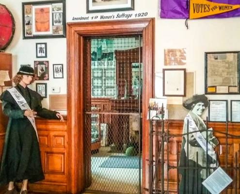 Little Falls and Women's Suffrage