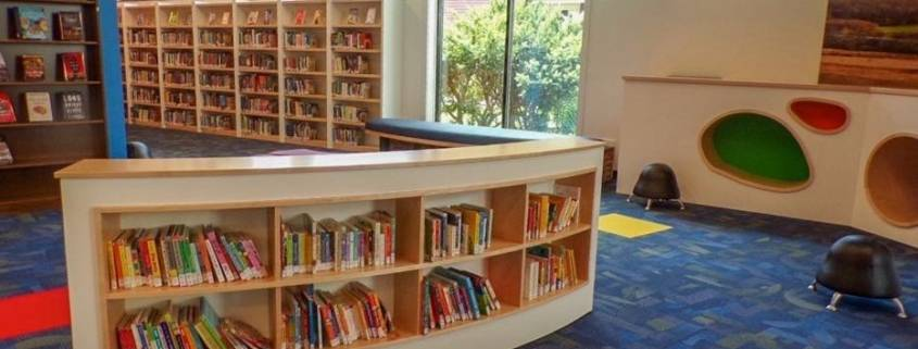 Theresa Carrig Children's Center at the Little Falls Library