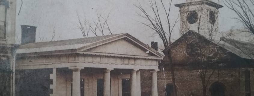 OLD BANK BUILDING REACHES A MILESTONE | Little Falls Historical Society Museum