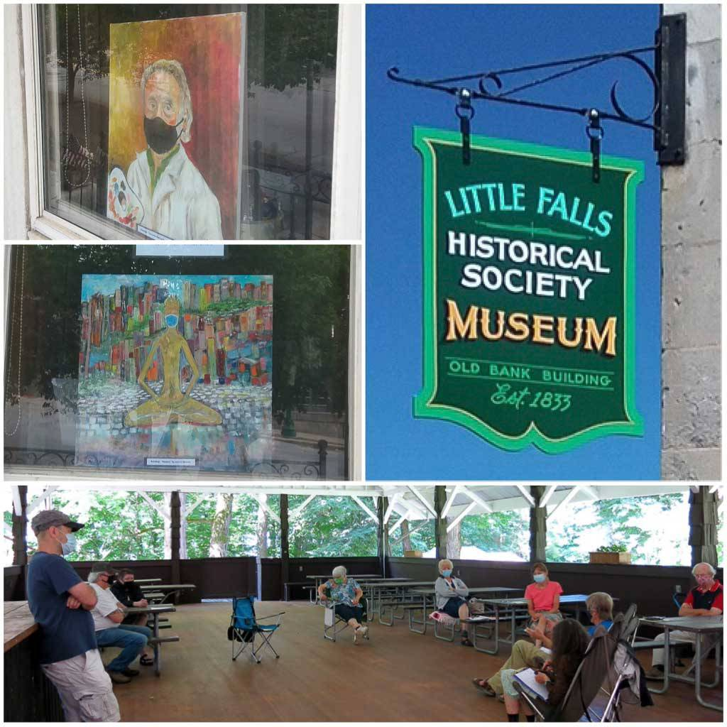 Annual Report 2020   Little Falls Historical Society Museum