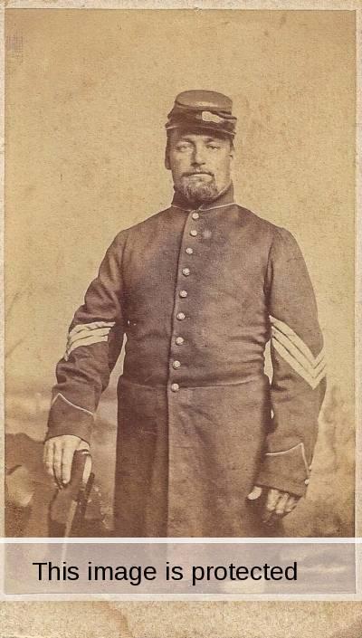 Sergeant Joe Heath of Little Falls