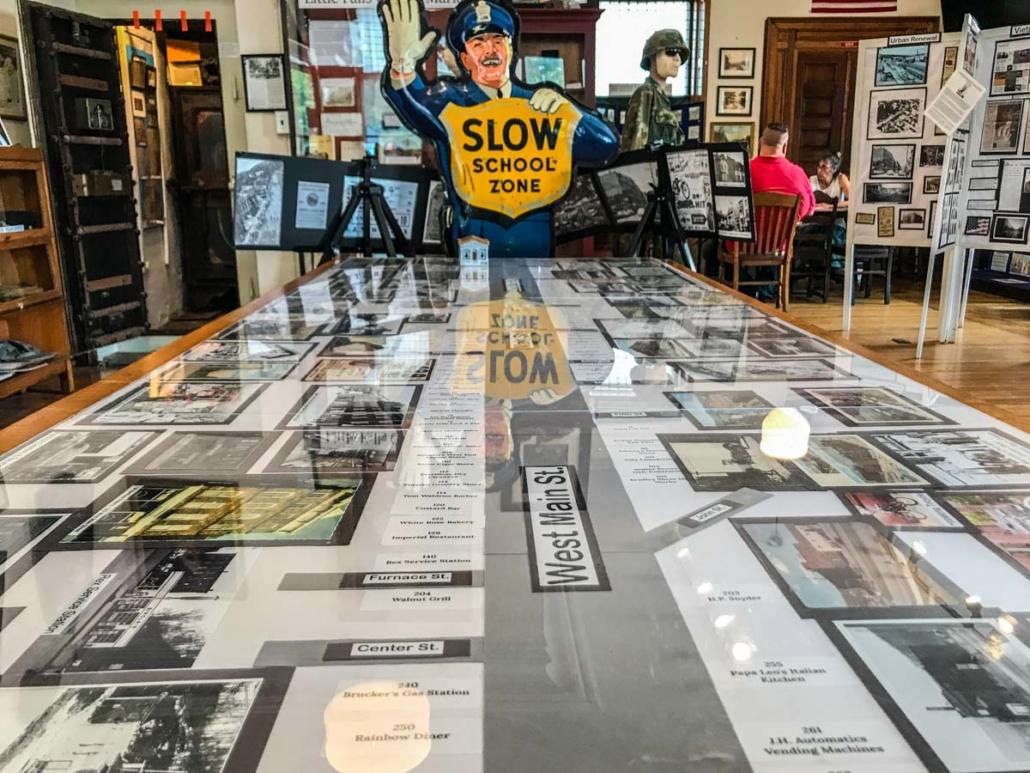 Urban Renewal Exhibit | Little Falls Historical Society Museum | Little Falls NY