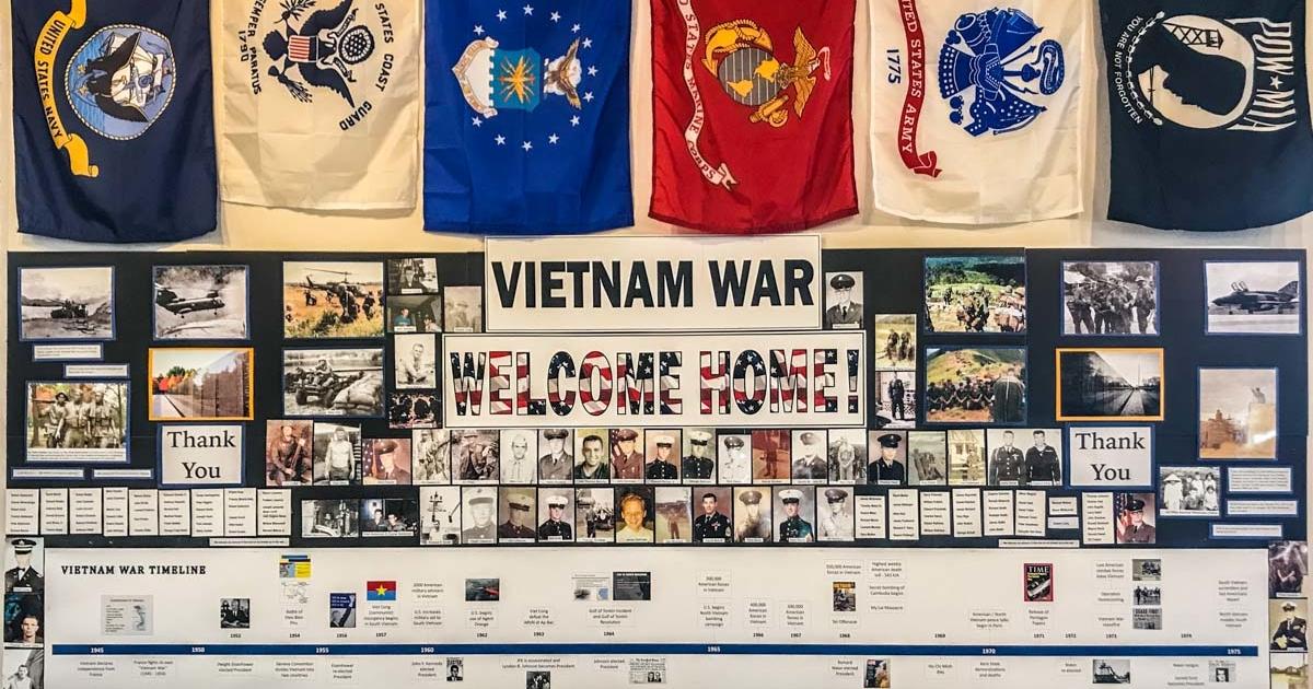 Vietnam War Exhibit | Little Falls Historical Society Museum | Little Falls NY
