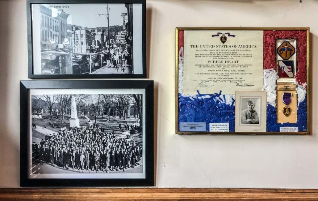 World War II Exhibit | Little Falls Historical Society Museum | Little Falls NY