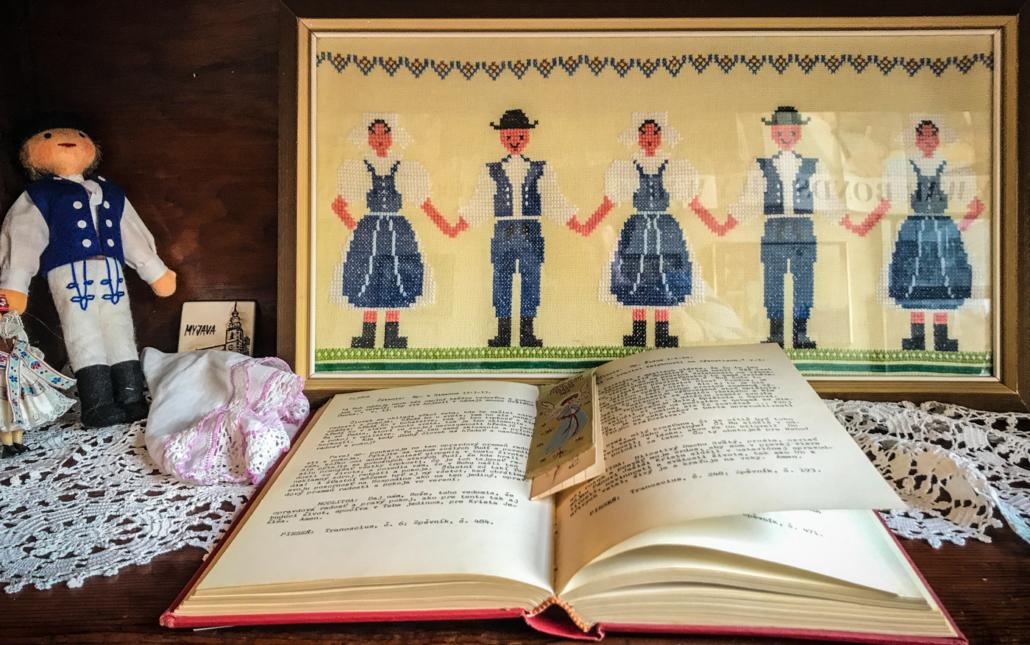 Myjava, Slovakia Exhibit | Little Falls Historical Society | Little Falls NY