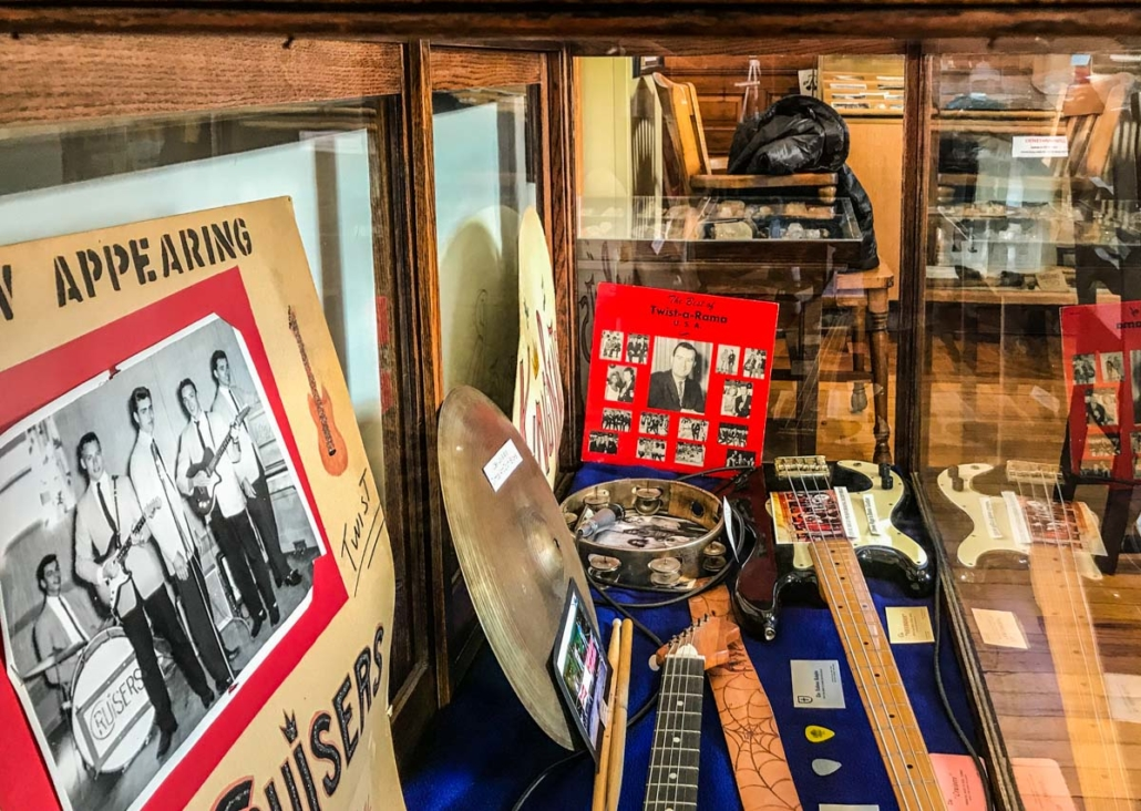 Little Falls Music Exhibit | Little Falls Historical Society Museum