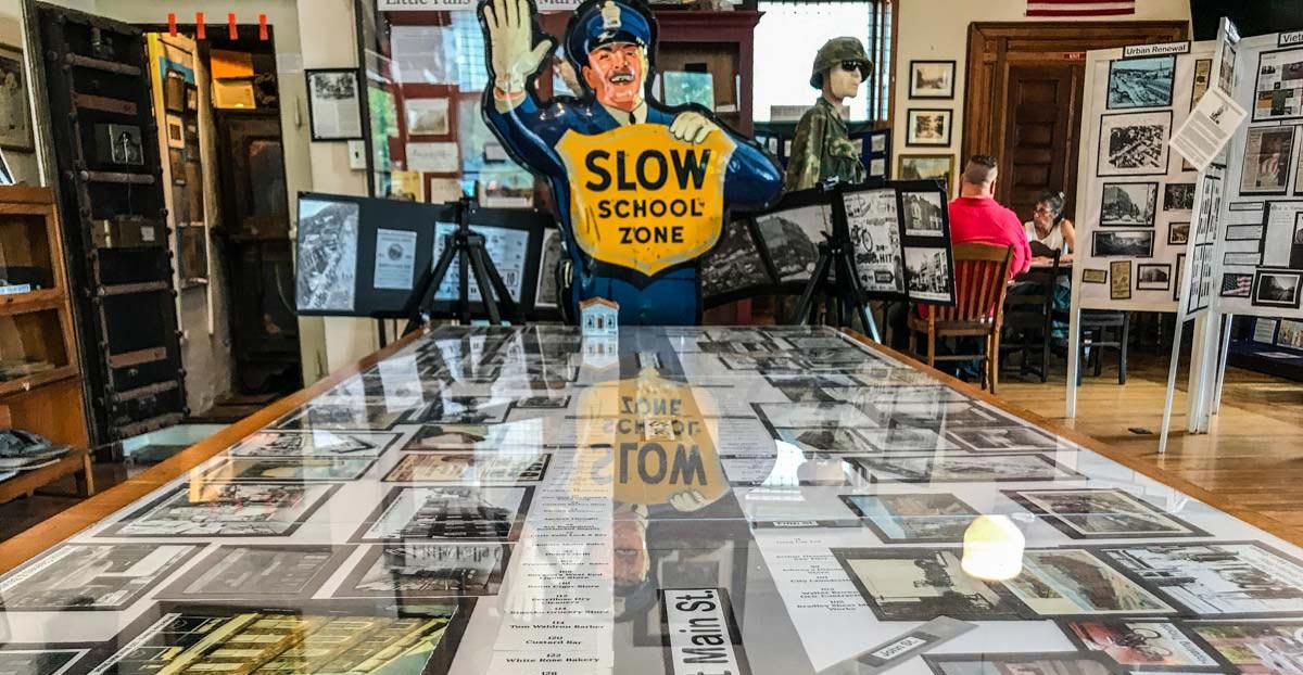 Urban Renewal Exhibit | Little Falls Historical Society Museum
