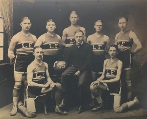 Athletics Wing   Little Falls Historical Society   Little Falls, NY