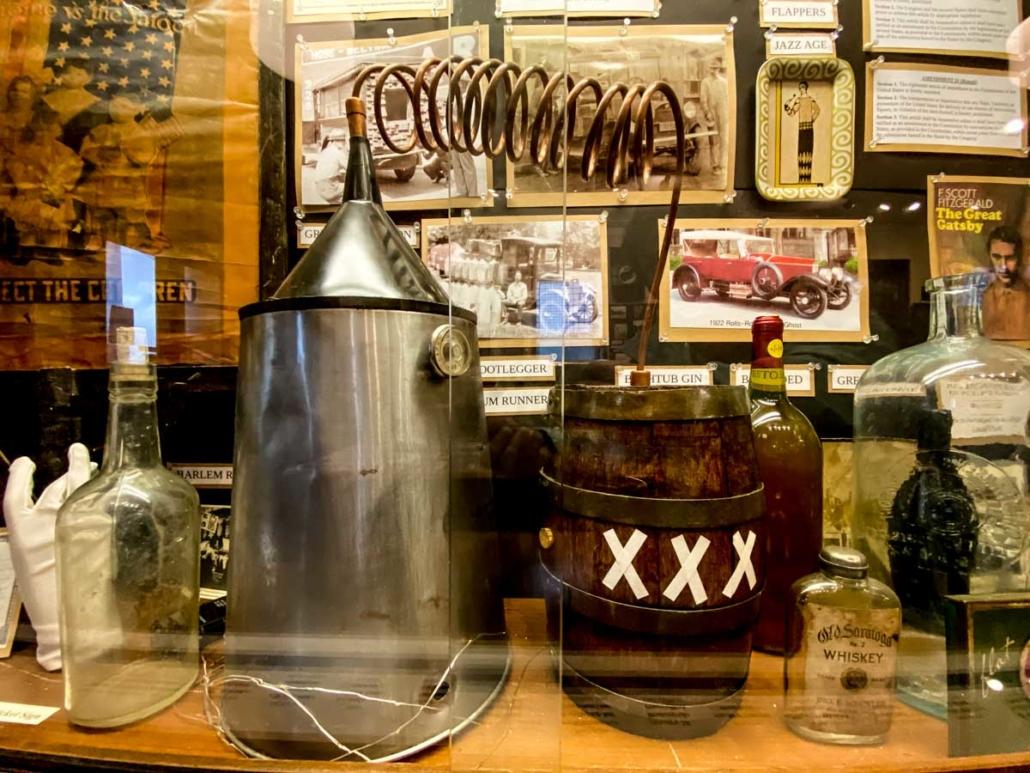 Prohibition Exhibit   Little Falls Historical Society   Little Falls, NY