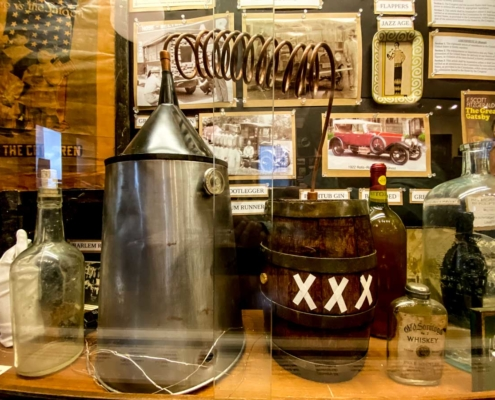 Prohibition Exhibit | Little Falls Historical Society | Little Falls, NY